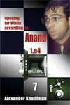 Opening for White according to Anand 7